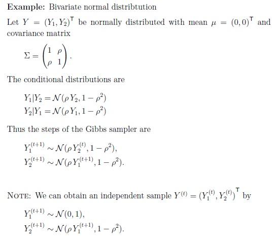 Lei Mao's Log Book – Implementation of Gibbs Sampler